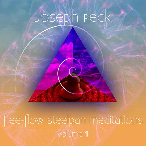 Joseph Peck Free Flow album cover